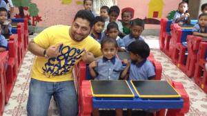 fun time with kids !!!
