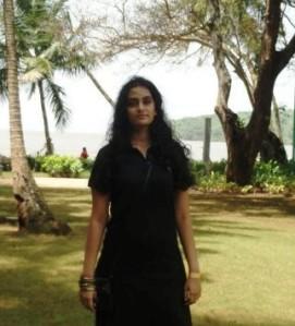 Anusha Subramanian - Impact Volunteer