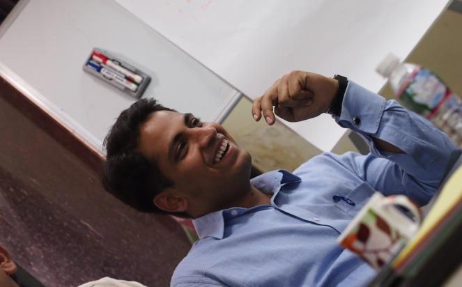 Hammad Abedin- an Impact Volunteer