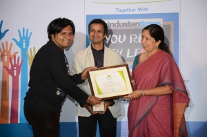 Kushal Tanna, Finalist iVolunteer Awards