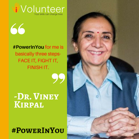 Dr. Viney - #PowerInYou
