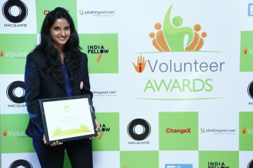 Finalist- iVolunteer Awards